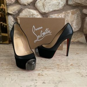 Christian louboutin Maggie 140mm size 38.5